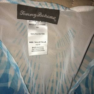 Tommy Bahama Swim - Tommy Bahamas cover up  I'm 34dd
